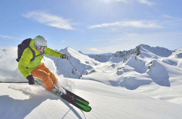 Ski resort Serfaus Tirol-Werbung photo-Josef Mallaun